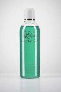 Tonic-Lotion-No1 - Führende Luxuskosmetik in Form eines Gesichtswasser (Gesichtstonic) auf Naturbasis ohne schädliche Inhaltsstoffe und ohne Alkohol, für alle Hauttypen mit Meeresalgen, Antarcticine, Vitamin C und Phantenol.