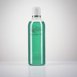 Algenkosmetik Tonic Lotion No. 1 - Führendes Meeresalgen-Naturkosmetikproduk mit Algenextrakten von höchster Qualität aus verschiedenen Braunalgen sowie den Inhaltsstoffen Panthenol, Antarcticine und Meerwasser
